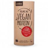 Mix de Protéine Vegan Cacao Bio 400 gr Pot refermable de 400 gr