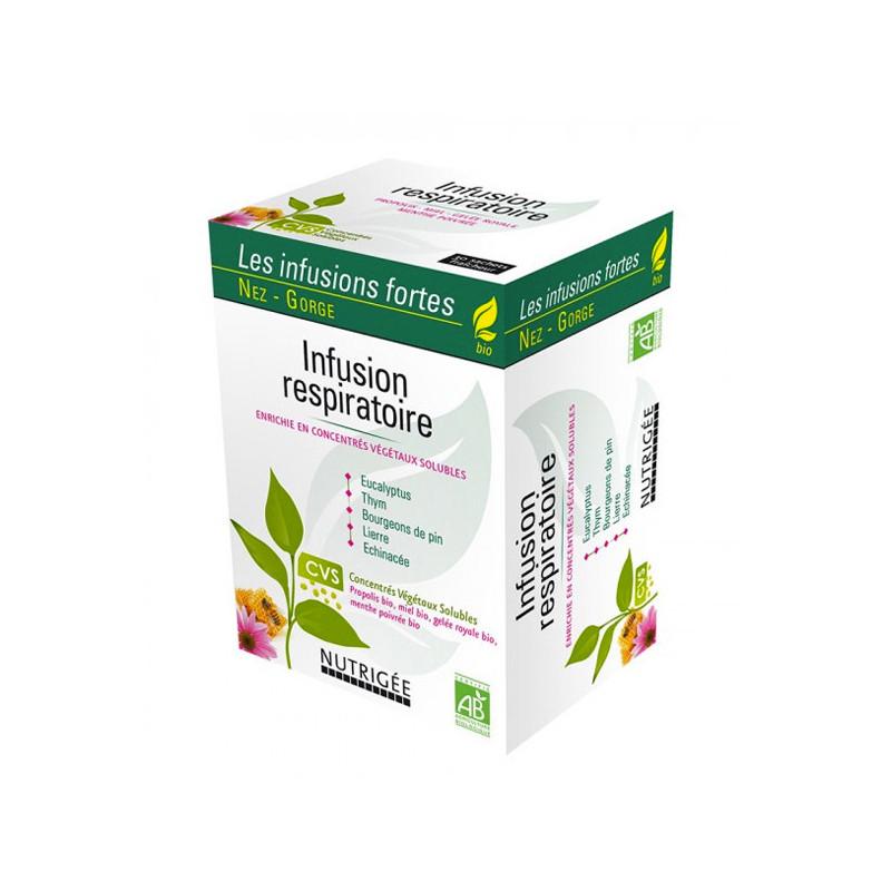 Infusion respiratoire - Nutrigée - 30 sachets 30 sachets