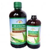 jus aloe vera promo 946 ml + 1/2 litre offert