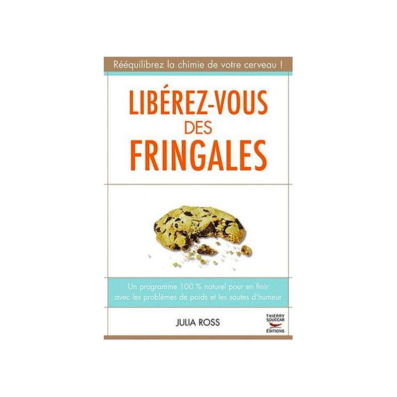 Libérez-Vous des Fringales Livre de 384 pages