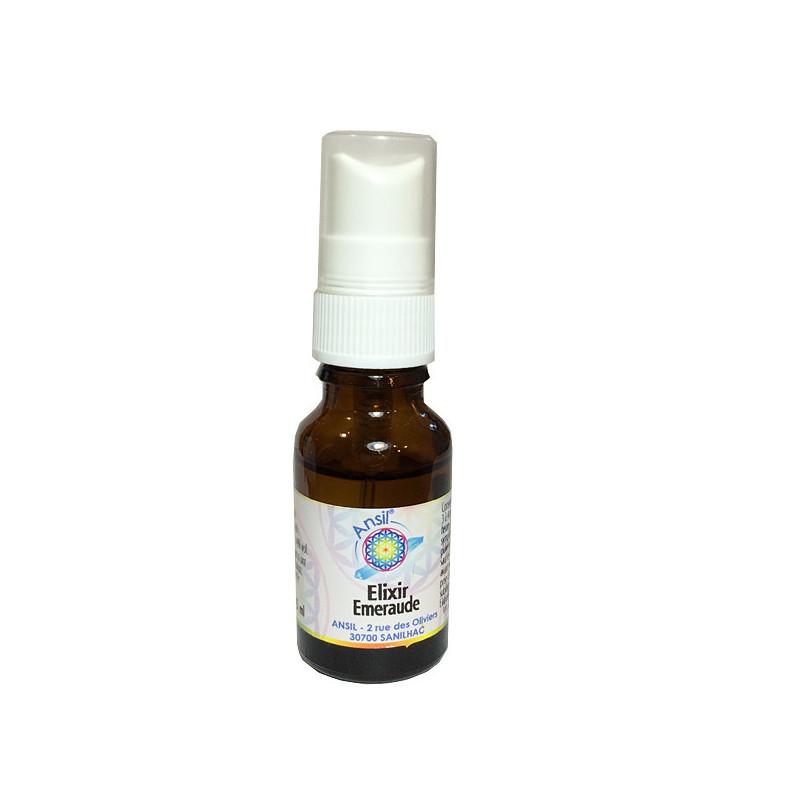 Emeraude spray 15 ml Ansil Flacon spray 15 ml