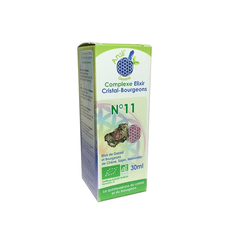 Complexe Elixir - Bourgeons N°11 Ansil Flacon 30 ml