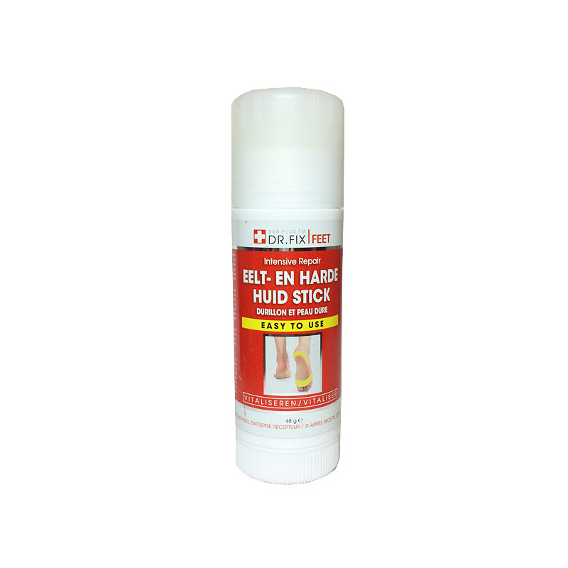 Stick Durillon et cors Dr FIX Stick 48 gr