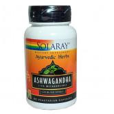Ashwagandha 60 gélules Solaray 60 gélules végétales