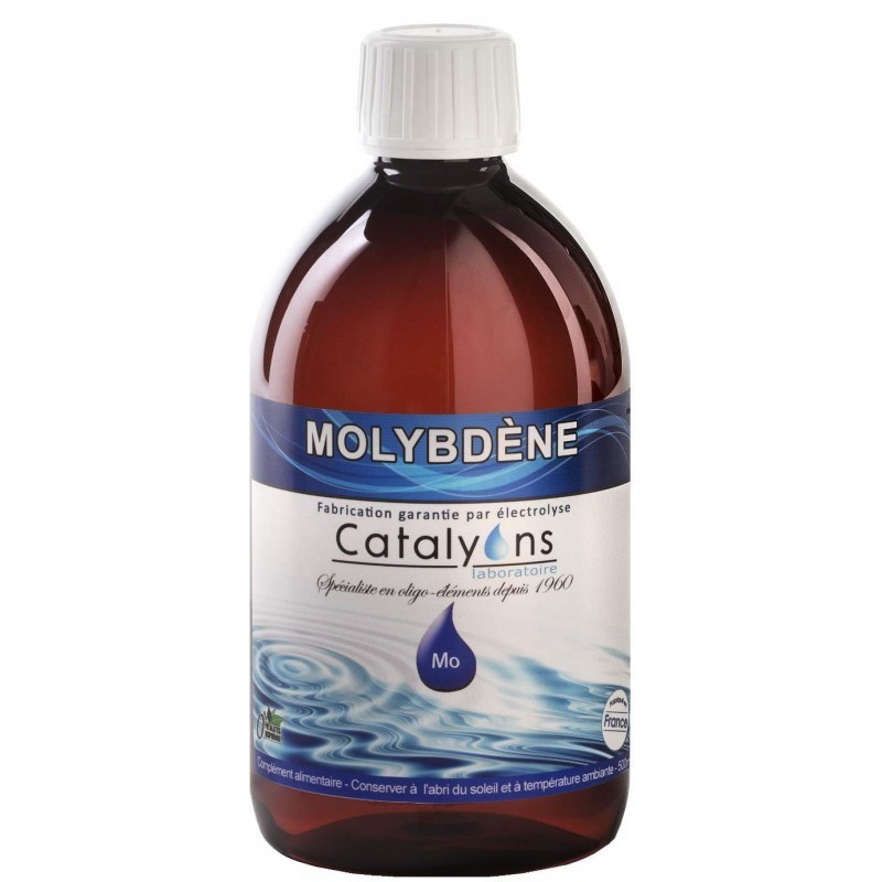 Molybdène Catalyons 500 ml 500 ml