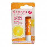 Baume à lèvres Orange Benecos Stick 4