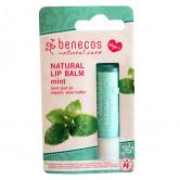 Baume à lèvres Menthe Benecos Stick 4