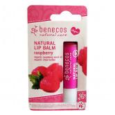 Baume à lèvres Framboise Benecos Stick 4