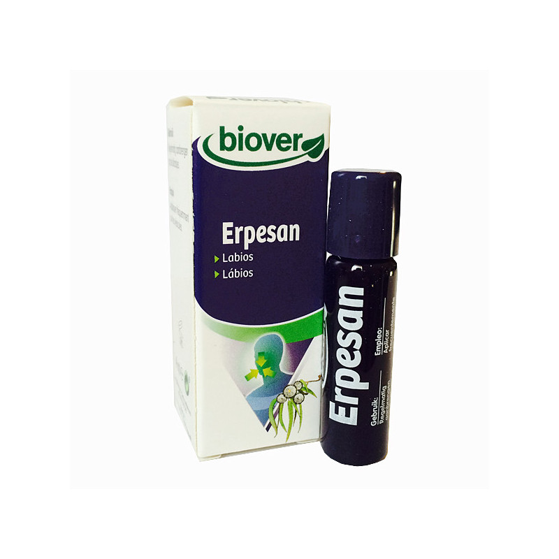 Erpesan lèvres Biover Roll'on 4 ml