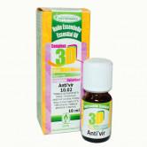 HE 3D - Anti'Vir 10 ml - Phytofrance Flacon 10 ml
