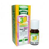 HE 3D - Hepar Detox 10 ml - Phytofrance Flacon 10 ml