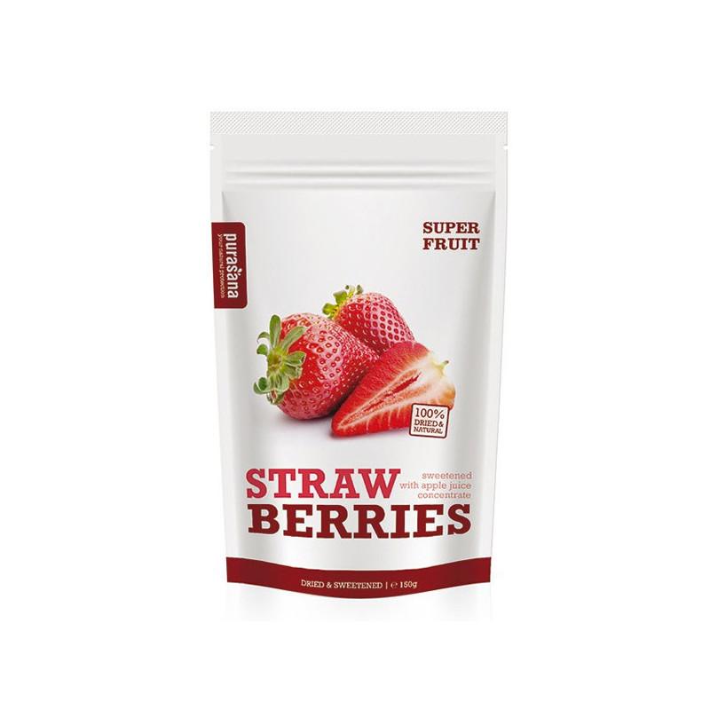 Strawberries Fraises 150 gr Purasana 150 gr