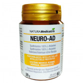 Neuro-AD 60 gélules Naturamedicatrix 60 gélules