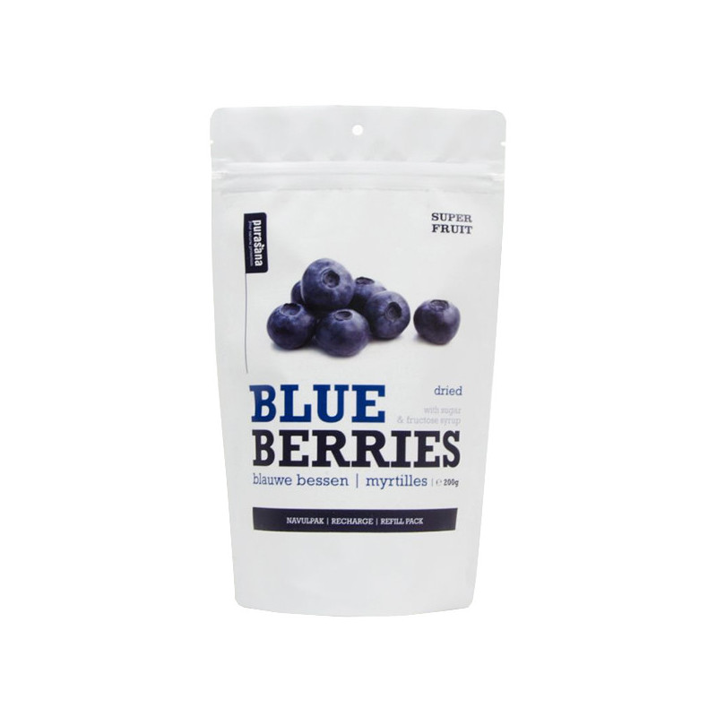 Blue Berry - Myrtille 150g Purasana 150 gr