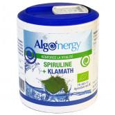 Mélange Spiruline - Klamath Bio Algo'nergy 100 gr
