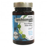 SpiChloMath 360 - Trio d'algues Biotechnie 60 gélules