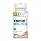 Vitamine E 400UI 50 Gélules Solaray 50 gélules