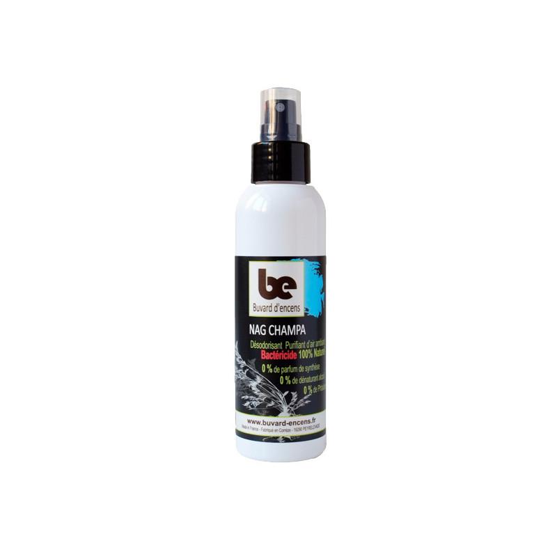 Buvard d'Encens - Spray Nag Champa 120 ml Spray 120 ml