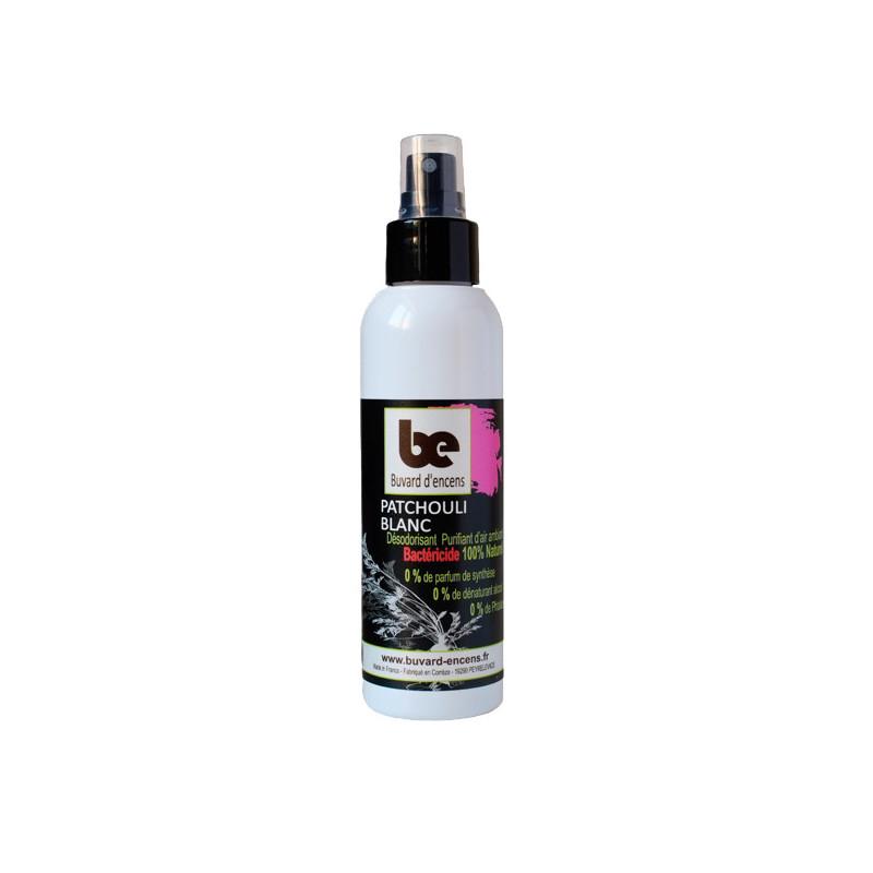Buvard d'Encens - Spray Patchouli Blanc 120 ml Spray 120 ml