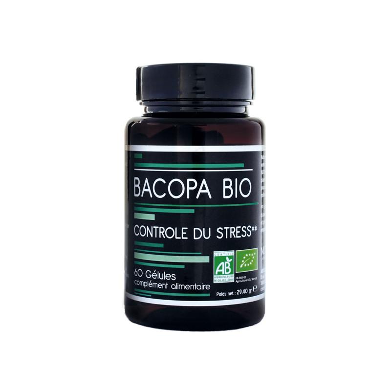 Bacopa 60 gélules NutriVie 60 Gélules