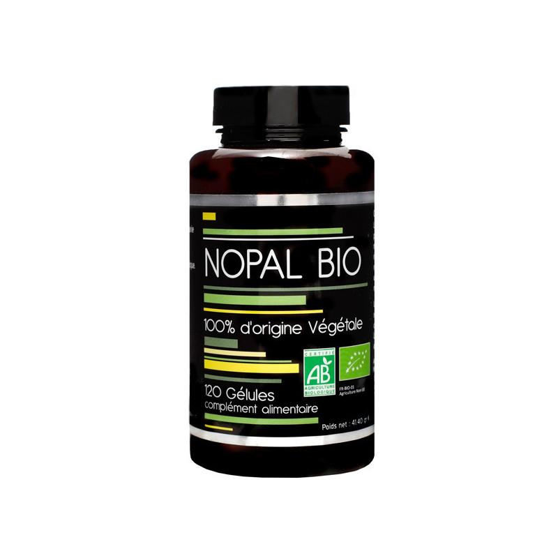 Nopal Bio 120 Gélules NutriVie 120 gélules végétales