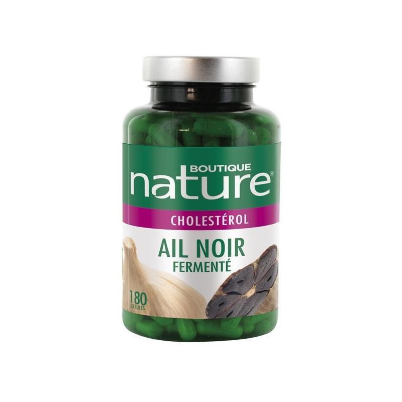 Ail Noir Fermenté 180 Gélules Boutique Nature 180 gélules végétales