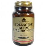 Collagène Acide Hyaluronique 30 gélules Solgar 30 capsules