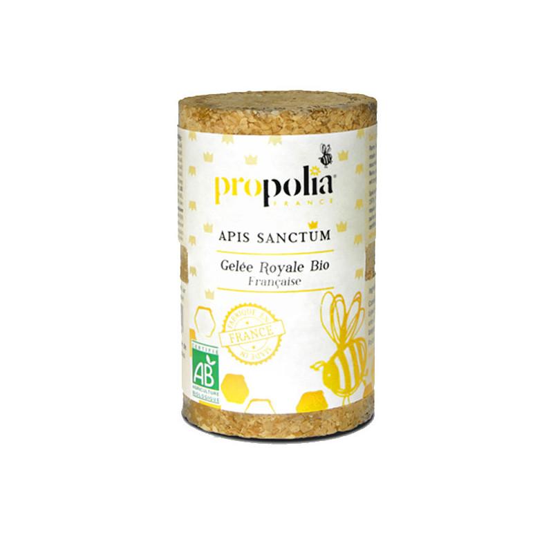 Apis Sanctum Gelée Royale Bio Française pot 10g Propolia Pot 10 g net