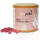 Etre de Mèche Gélules Cheveux et Ongles Propolia 90 gélules végétales pour 1 mois