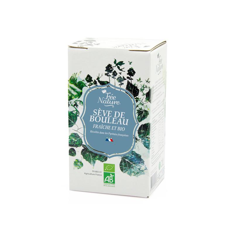 Sève de Bouleau Bio 2019 3L Bag-in-Box 3 litres 2019