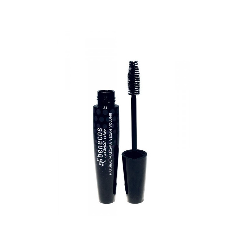 Benecos Mascara Volume noir Vegan Tube 5