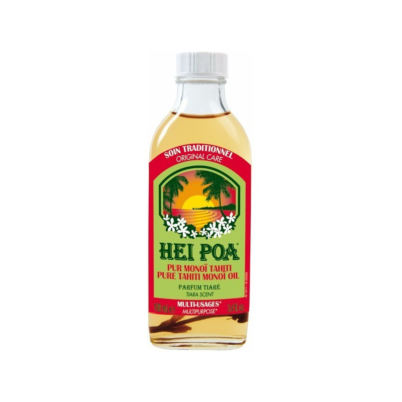 Pur Monoï de Tahiti Tiaré 100 ml