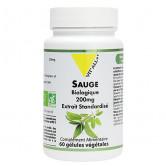 Sauge Bio 60 gélules Vit'All+ 60 gélules végétales