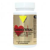 Cardio Vital 30 comprimés Vit'All+ 30 comprimés