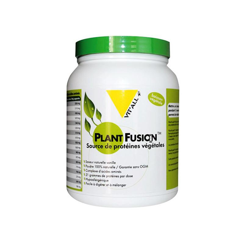 Plant Fusion Vanille 454gr Vitall+ Pot 454 gr