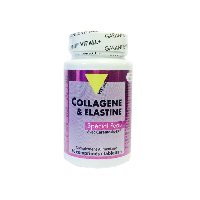 Collagène et Elastine Spécial Peau Vitall+ 30 comprimés