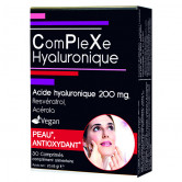 Complexe Hyaluronique 200mg NutriVie 30 comprimés