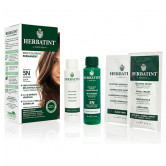 Herbatint 5N Châtain Clair 150ml Kit soin colorant