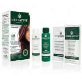 Herbatint 4M Châtain Acajou 150ml Kit soin colorant