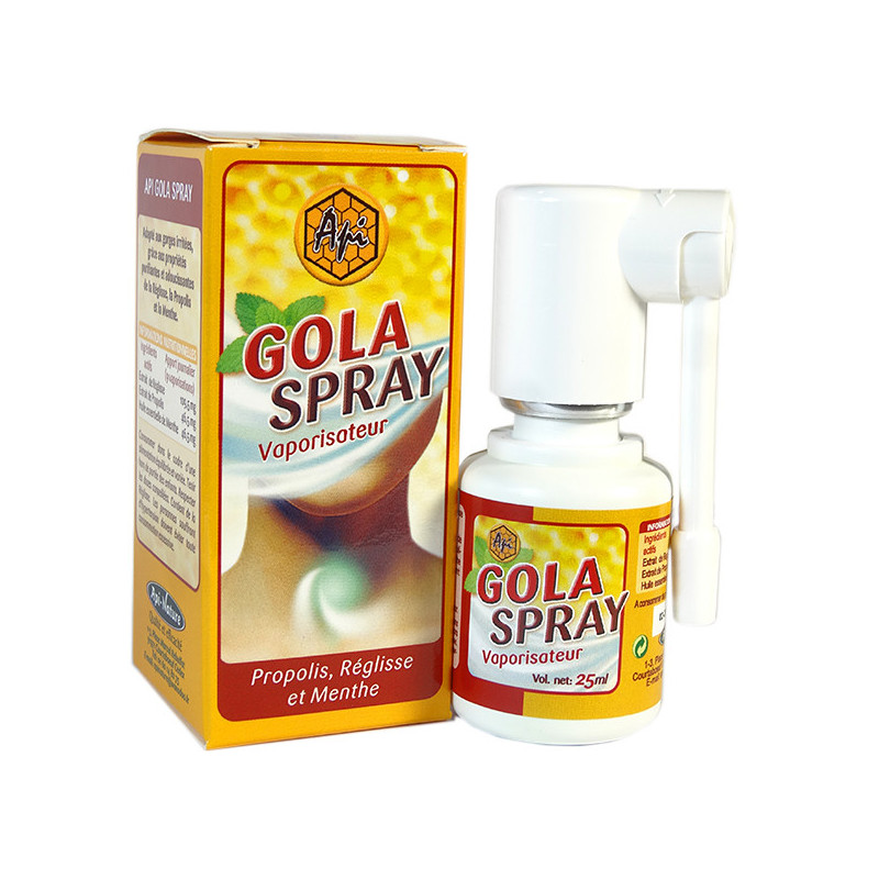 Gola spray Propolis Api Nature spray 25ml