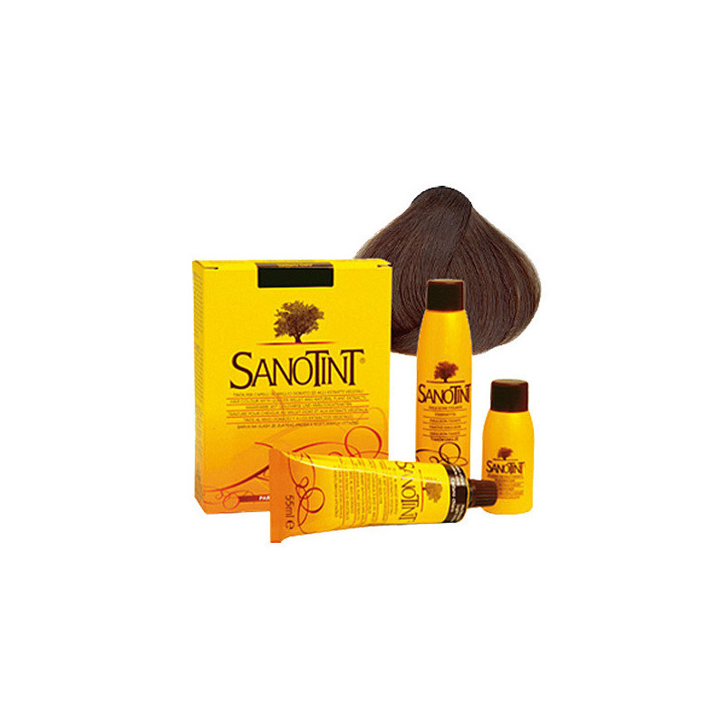 Sanotint T04 Châtain Clair 125 ml