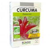 Curcuma Bio poivre noir 95% 60 comprimés Biotechnie 60 comprimés