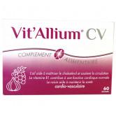 Vit'Allium CV Ail maturé 60 gélules