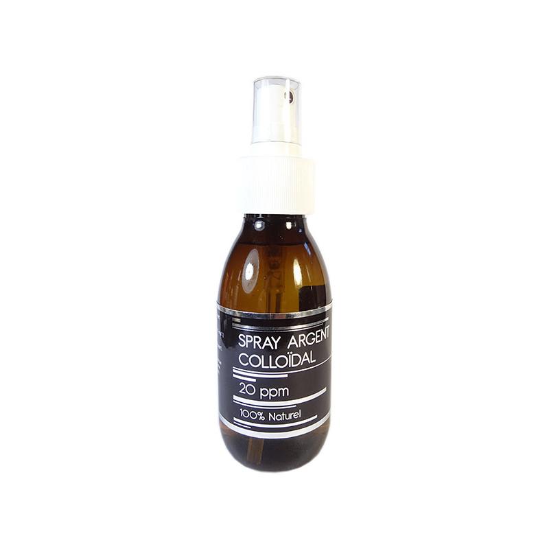 Argent Colloïdal 20ppm spray 120ml spray 120 ml