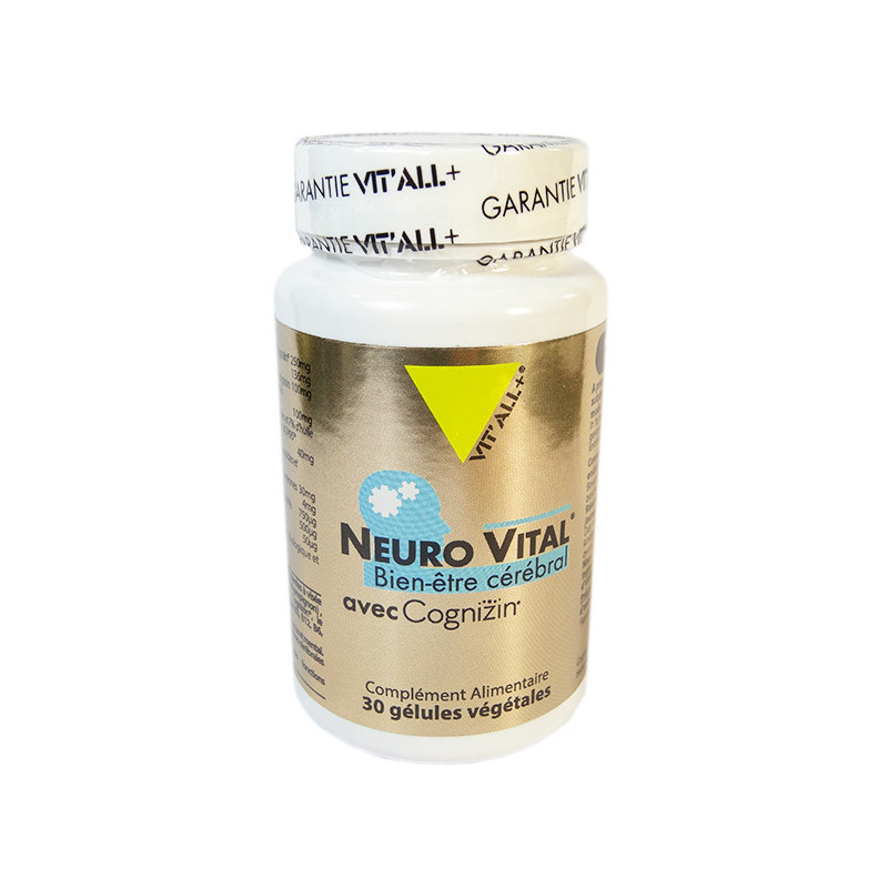 Neuro Vital Cognizin 30 gélules 30 gélules