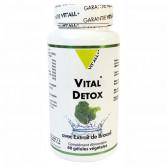 Vital Detox 60 gélules vitall+ 60 gélules végétales