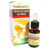 Propolis Verte Bio du Brésil extrait 15ml flacon  pipette 15ml