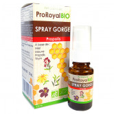 Spray Gorge Propolis Bio 15ml ProRoyal Bio Spray 15ml