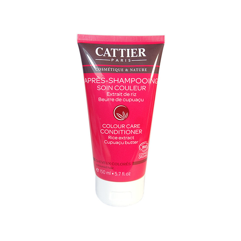 Cattier Après-Shampooing soin Couleur 150 ml