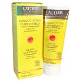 Cattier Masque Detox cuir chevelu 200ml 200ml